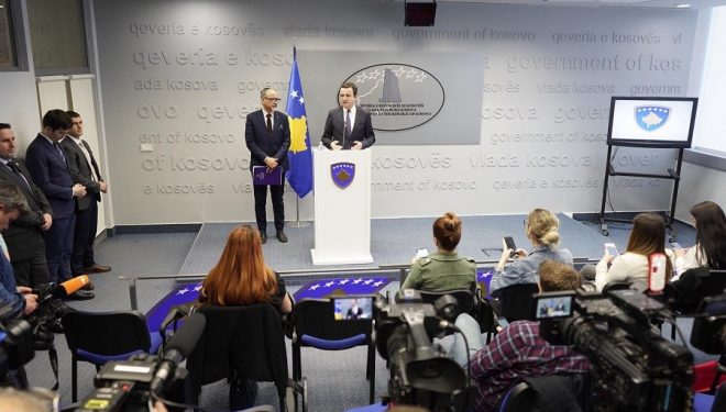 Sekretari i OECD, i thotë Kurtit se është i gatshëm t'i ndihmojë Kosovës pas pandemisë