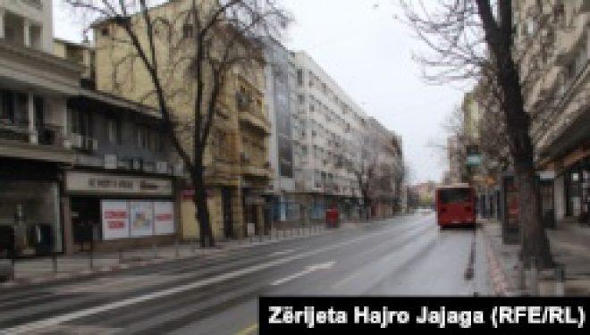 Lëvizje të pakta në kufirin mes Kosovës dhe Maqedonisë së Veriut