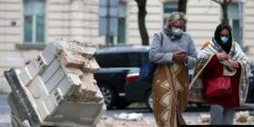 Zagrebi goditet nga një tërmet i fuqishëm