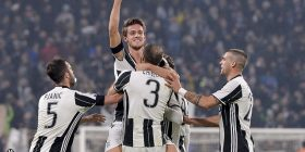 Shokuese, futbollisti i Juventus rezulton pozitiv me koronavirus