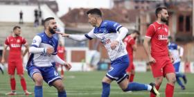 Me lojë të barabartë, Prishtina mposhtët nga Drita