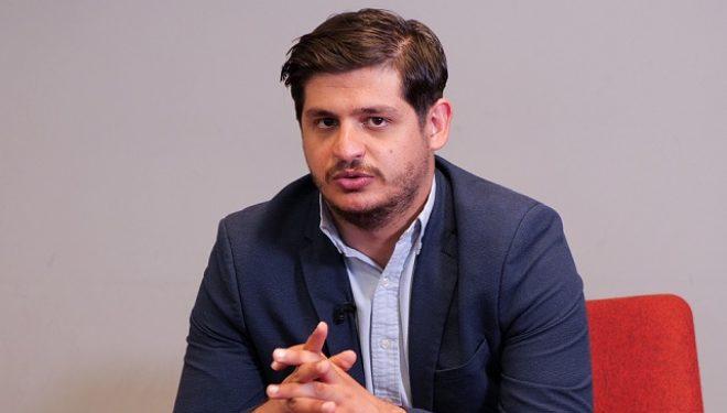 27 vjeçari shqiptar Geri Cupi, pjesë e listës së Forbes