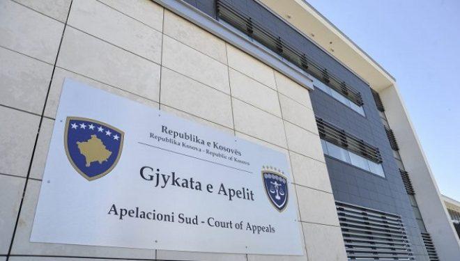 Apeli vendos 11 vjet burgim për të akuzuarin për krime lufte në Kosovë