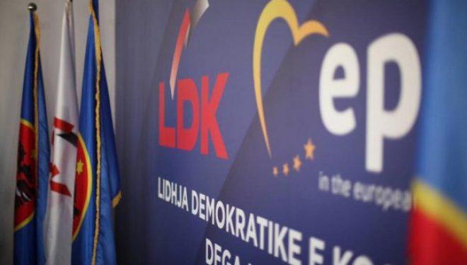 Protesta e LVV-së, LDK thotë se është ndikim mbi Gjykatën Kushtetuese