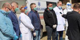 Haziri viziton familjen Shaqiri në Vrapçiq, ua rikonfirmon mbështetjen për ta tejkaluar këtë sfidë