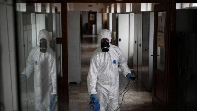 Në Vushtrri, dy punëtorë shëndetësorë të infektuar me COVID-19