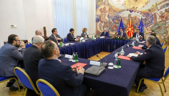 Pendarovski: S'ka nevojë për shpallje të gjendjes së jashtëzakonshme