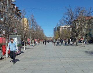 Ndalohen 60 persona pa maska në kryeqytet, gjobat nisin nga 500 euro