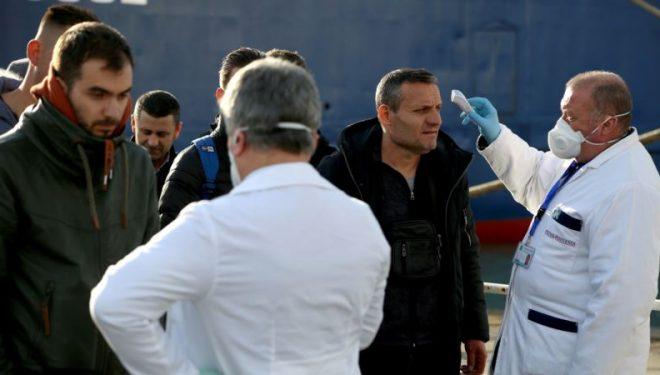 Shqipëri: 12 raste me koronavirus
