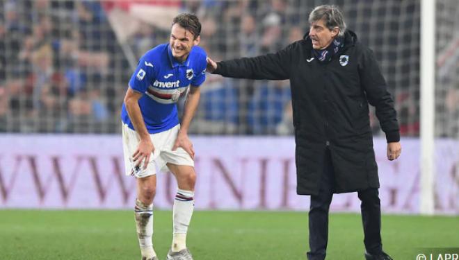 Pas Gabbiadinit, edhe tre të tjerë pozitivë te Sampdoria