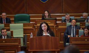 Osmani: Për herë të parë Kosova kishte Qeveri që planifikonte padi për gjenocidin serb