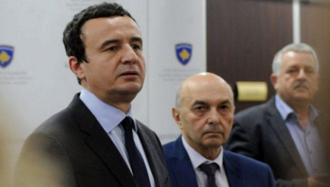 Mustafa: Kurti dhe Osmani e kanë ditur që në ShBA nuk do të ketë ndarje