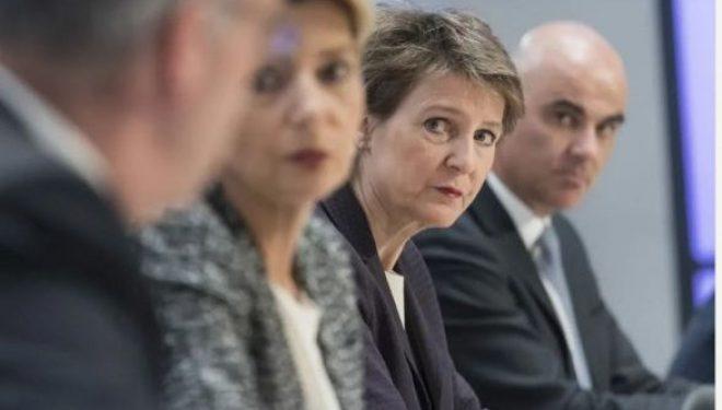 """Qeveria e Zvicrës shpall """"gjendjen e jashtëzakonshme"""" në gjithë vendin"""