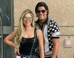Ish-ylli i Brazilit, Hulk martohet me mbesën e gruas, pas lidhjes 12-vjeçare