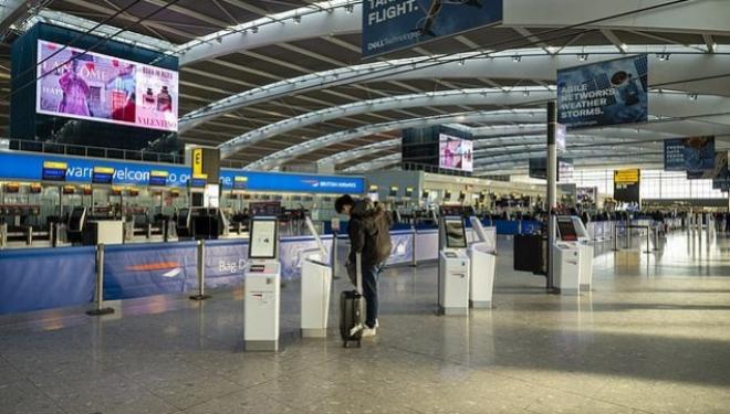 'British Airways' anulon gjithë fluturimet me Italinë deri më 4 prill