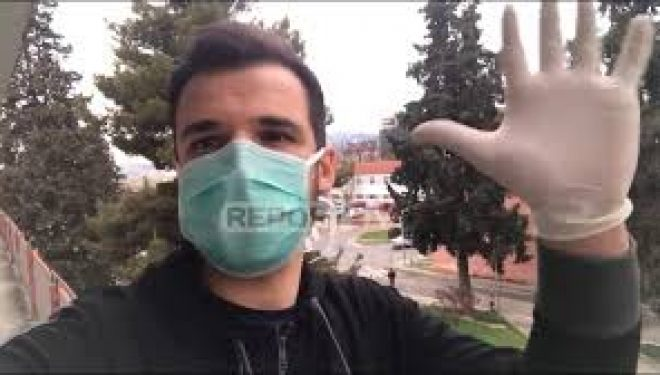Mesazhi i 19-vjeçarit shqiptar për Koronavirusin: Unë e fitova betejën, por humba miq që i njoha gjatë kësaj beteje (Video)