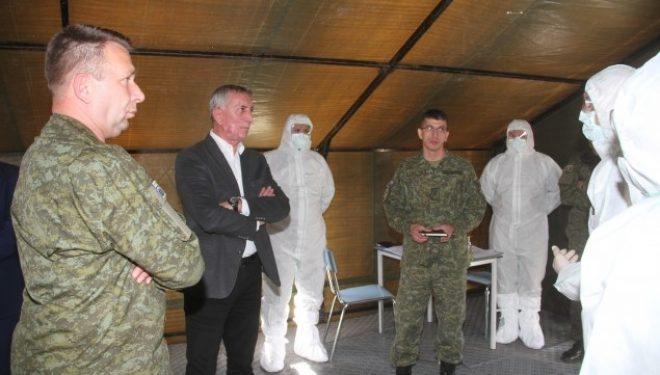 FSK ngrit nivelin e gatishmërisë për mbështetje ushtarake të autoriteteve civile