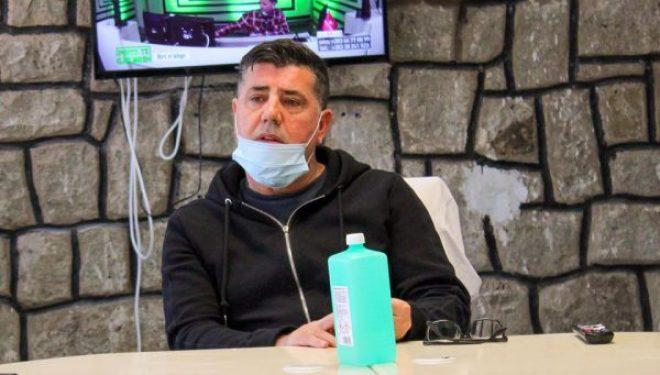 Haziri flet për të infektuarit nga koronavirusi në Gjilan, bën thirrje për vetizolim