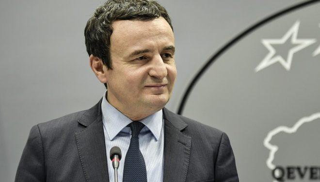 Albin Kurti thotë fjalët e para pas rënies: Do të vazhdojmë si qeveri në detyrë