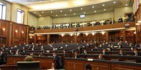 Partitë në pushtet kërkojnë mbështetje për projektligjin për rimëkëmbje ekonomike