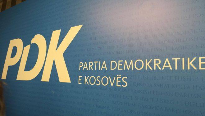 """""""Aktivizohet"""" PDK, thërret konferencë për media"""