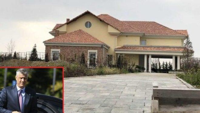Arrestohet një serb para shtëpisë së presidentit Thaçi, i gjendet thika në veturë