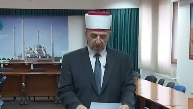 Tërnava: Kemi pezulluar mësimin fetar, Xhumanë faleni nëpër shtëpia