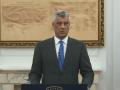 Thaçi kërkon nga Kuvendi t'ia ndalojë Hotit dialogimin për çështje të brendshme të Kosovës