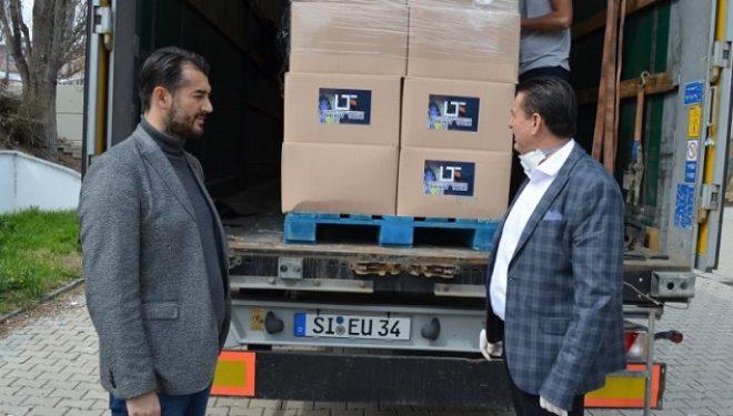 """Fondacioni """"Labinot Tahiri"""" dhuron 200 pako ushqimore për familjet në nevojë në Mitrovicë"""