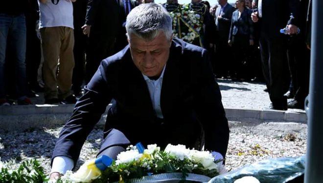 Thaçi: Kjo betejë e lavdishme rriti vetëbesimin e sprovuar të UÇK-së, duke bërë që për herë të parë të thyhej me forcë kufirin