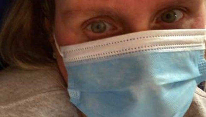 Infermierës iu shfaqën simptomat tre javë më pas