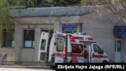 Foto nga Kumanova, qyteti më i goditur nga COVID-19