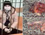 Rusi/ 35 vjeçarja vret shoqen e saj, pjesët e trupit të viktimës përfundojnë në ushqim për qentë