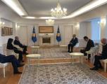 Fillon takimi Thaçi-Haradinaj