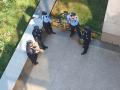 "Policia ""rrethon"" Postën e Kosovës"