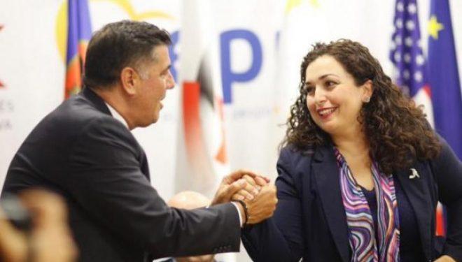 Nënkryetari i LDK'së: Janë pjesë e konsistencës së saj politike