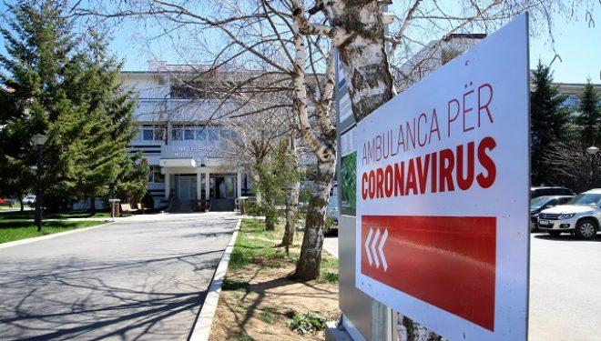 Mbi 670 pacientë po trajtohen në QKUK dhe spitalet regjionale, 44 prej tyre në kujdes intensiv