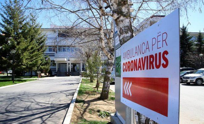 514 raste të reja me koronavirus dhe 3 të vdekur