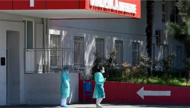 68 raste të reja me Covid-19 në Shqipëri dhe 3 të vdekur