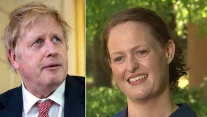 Infermierja që i qëndroi pranë kryeministrit Boris Johnson: Ishte një pacient si gjithë të tjerët