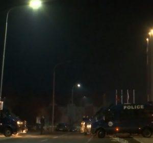 Rrahje në karantinë, Policia ndërhyn te Qendra e Studentëve