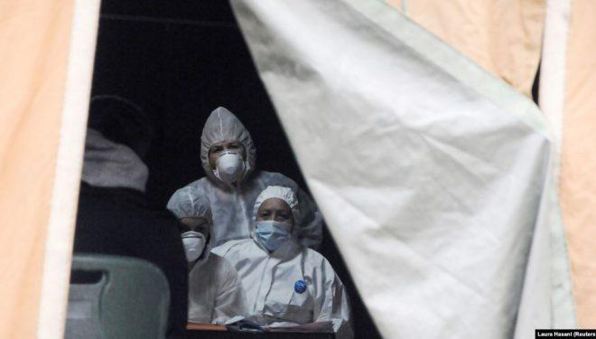 Një grua vdes nga koronavirusi në Infektivë, numri shkon në 27