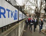 Kurti ka vizituar Radio Televizionin e Kosovës
