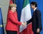 Tensione Itali-Gjermani, koronavirusi fut në krizë Bashkimin Evropian
