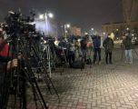 """""""Media nuk mund të braktisen në këtë moment delikat"""" Shoqata e Gazetarëve Europian: Të krijohen paketa lehtësuese"""
