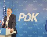 Veseli: Qeveria në ikje po e rrezikon sovranitetin e veriut të Kosovës