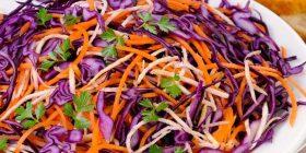 Sallata 3 ngjyrëshe, më e shëndetshmja e stinës