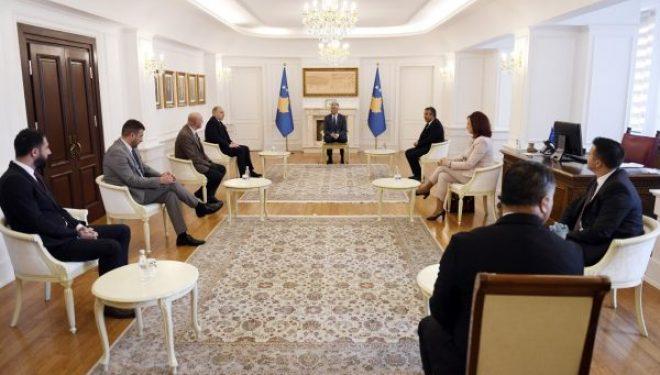 Thaçi: Kosova po rrezikohet shkaku i pandemisë dhe rrëzimit të Qeverisë