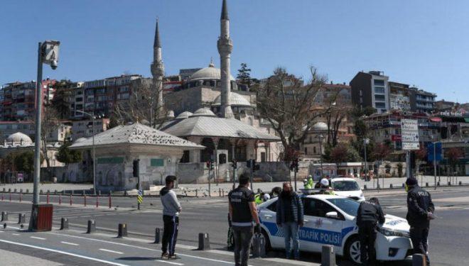 3.520 numri i vdekjeve nga COVID-19 në Turqi