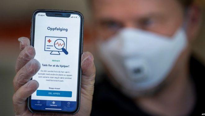 Apple, Google, njoftim në telefon për ekspozimin ndaj koronavirusit